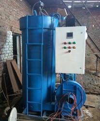 Oil Fired Steam Boiler (600 Kgs)