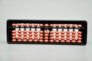 Single Color Abacus