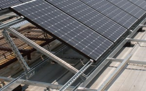 Solar Panel Frames and Support