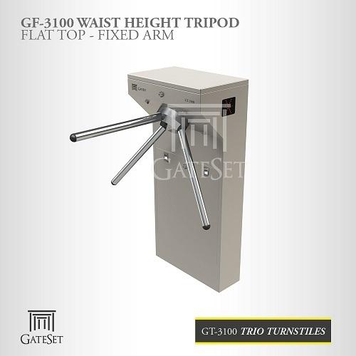 GT-3100 Series Trio Turnstiles