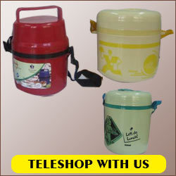 Various Highly Durable Lunch Boxes
