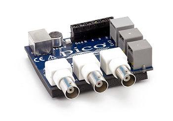 DrDAQ Instrument (Data Logger, Oscilloscope, Signal Generator)