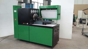 Diesel Fuel Injector and Pump Bench Tester