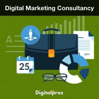 Digital Marketing Consultancy Service