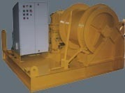Speed Electric Winch