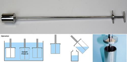 Ss Liquid Sampler