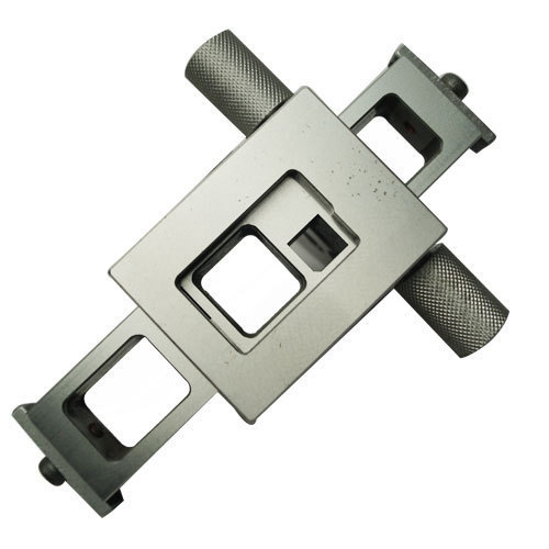 Durable Number Punching Fixtures