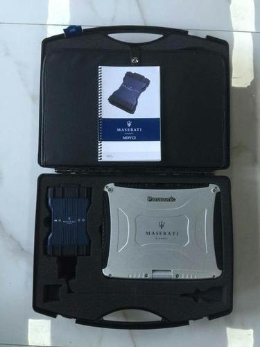Maserati Diagnosis Tester with Panasonic CF19 (i5)