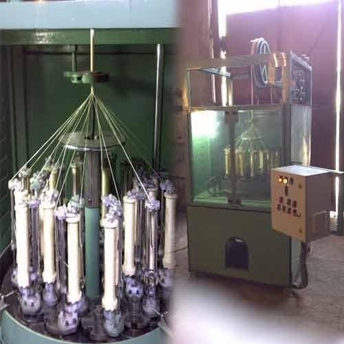 High Speed Vertical Braiding Machine