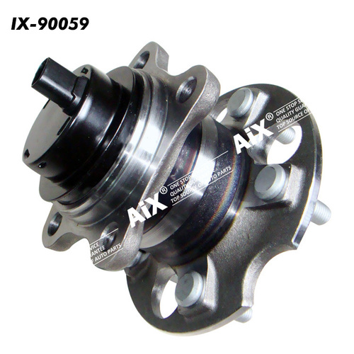 Left Rear Wheel Bearing and Hub Assembly W/ABS