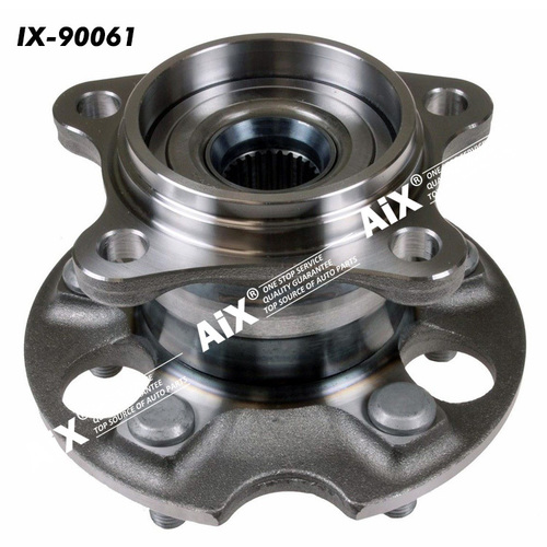 Rear Wheel Bearing And Hub Assembly For (TOYOTA), (LEXUS)