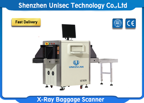 X Ray Baggage and Luggage Scanner For Cargo Inspection