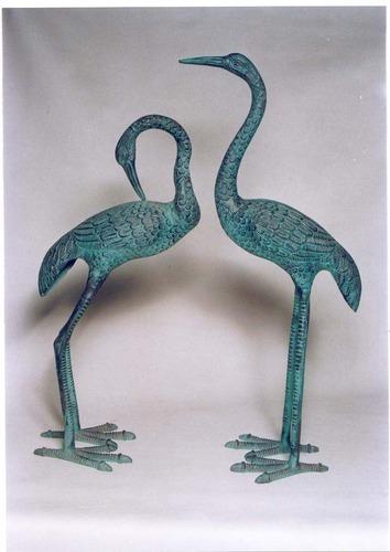 Aluminium Garden Crane Pair