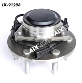 Front Wheel Bearing and Hub Assembly for GMC, CHEVROLET