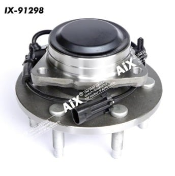 Front Wheel Bearing And Hub Assembly For Gmc, Chevrolet Certifications: Ts16949