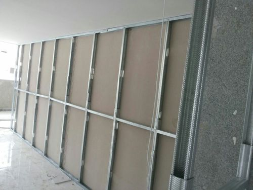 Drywall Partition - Fibre Cement Board