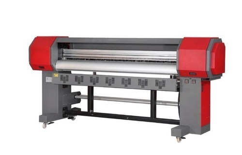 Long Life Solvent Printer