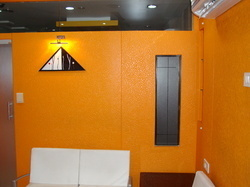 Office Partition Shera Cement Board 8mm