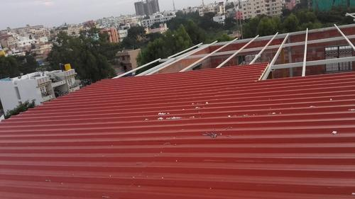 Puf Panel Roofing Sheet