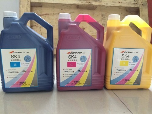 Quality Approved Solvent Ink