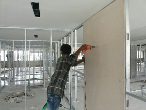 Wall Partition Everest Board