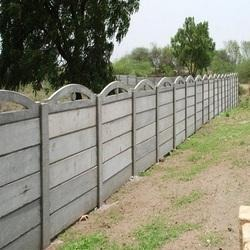 Precast Compound Wall - Manufacturers & Suppliers, Dealers