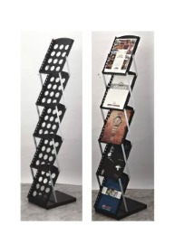 Metal Body Catalog Stand