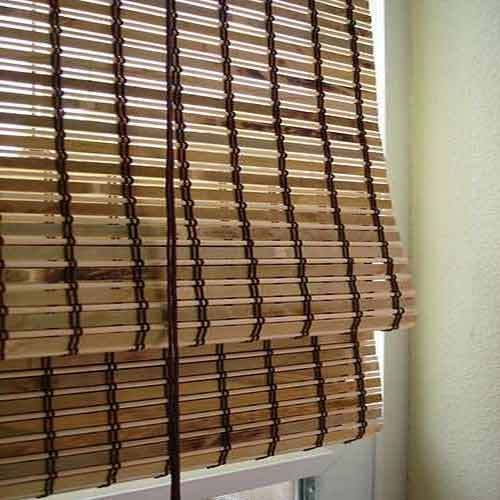 Reliable Rollup Bamboo Blinds
