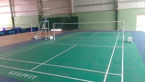 Badminton Court Renovation Service