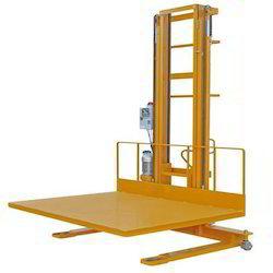 Durable Hydraulic Platform Stacker
