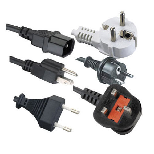 European Electrical Power Cord