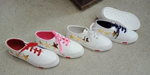 Handmade Ladies Casual Shoes