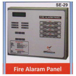 High Sensitivity Fire Alarm Panel