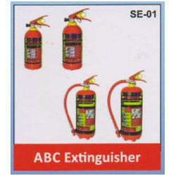 Superior Quality Abc Fire Extinguisher