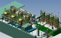 Condensate Polisher (Water Treatment Plant)