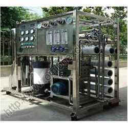 Desalination Equipment( Water Treatment Plant)