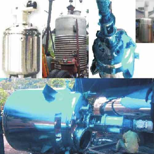 High Grade Chemical Vessels