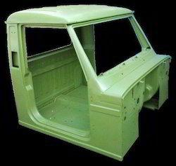 Bolero Car Pickup Cabin