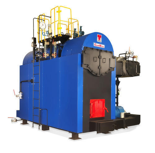 Combloc Solid Fuel Steam Boiler in Pune, Maharashtra - Thermax Limited