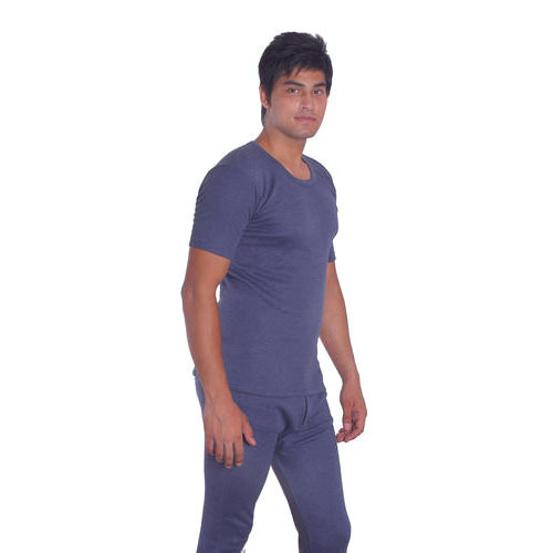 Half Sleeve Men'S Thermal Wear