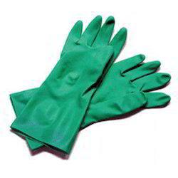 Highly Demanded Nitrile Industrial Gloves