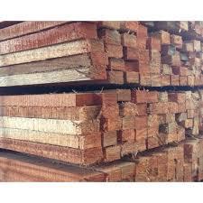 Hoarding Maranti Wood