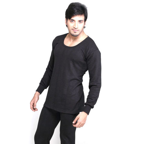 Plain Mens Thermals Wear