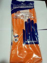 Rakshak Industrial Rubber Gloves