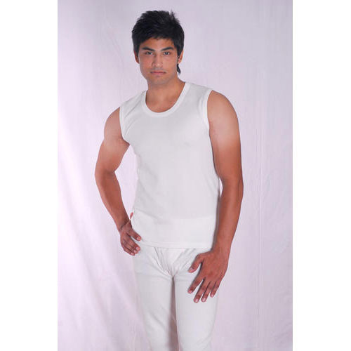 Sleeveless Men'S Thermal Wear