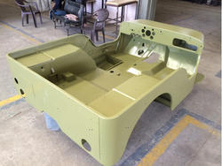 Willys Ford Body Tub