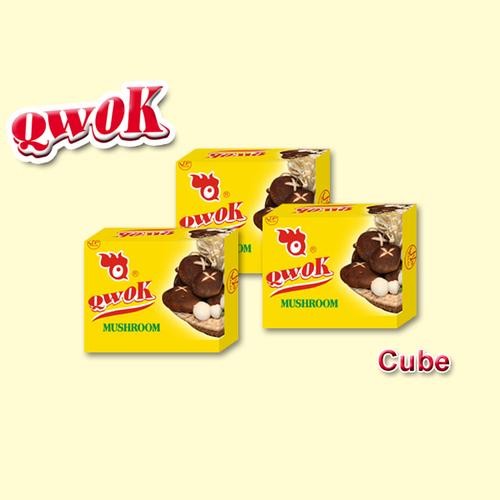 Good Taste Mushroom Flavour Seasoning Cube Certifications: Fda