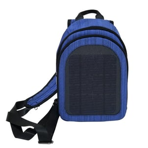 Hovall Fashion Portable Solar Bag with USB Charging