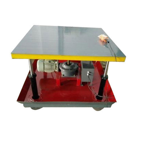 Material Lifting Table