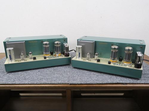 Sinhonia F2A Tube Power Amplifier Pair